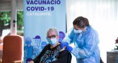 Comienzo de la vacunación contra la Covid-19 en Cataluña