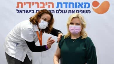 Israel, el país que más vacuna del mundo, comienza con los mayores de 45 años