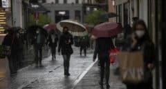 Lluvias y chubascos para hoy en amplias zonas de la península
