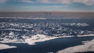 El último regalo de Filomena a Madrid: alta contaminación por dióxido de nitrógeno