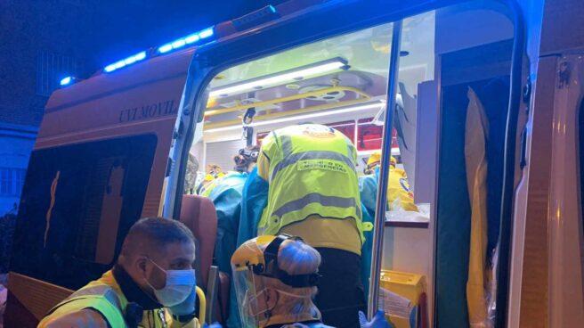 Herido grave un adolescente tras ser apuñalado varias veces en Carabanchel
