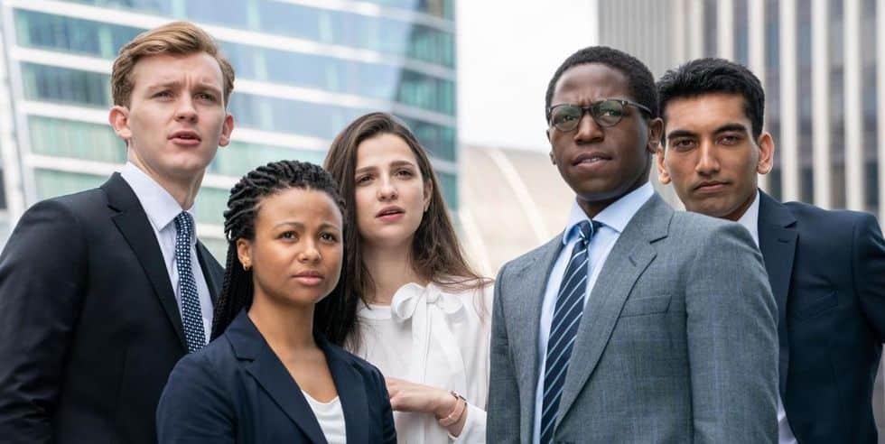 Industry, la nueva serie de HBO que retrata la voraz competencia entre becarios