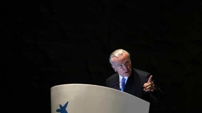 Isidro Fainé, presidente de Criteria Caixa