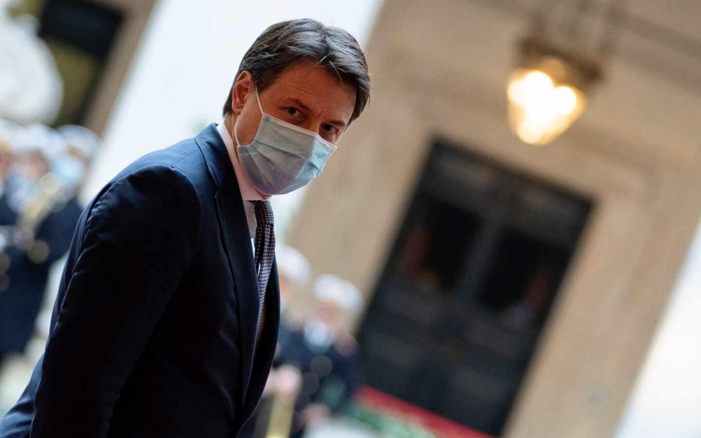 Italia-Giuseppe Conte-crisis
