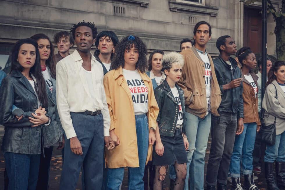 'It's a Sin', el nuevo drama de HBO sobre los inicios de la pandemia del SIDA en Reino Unido