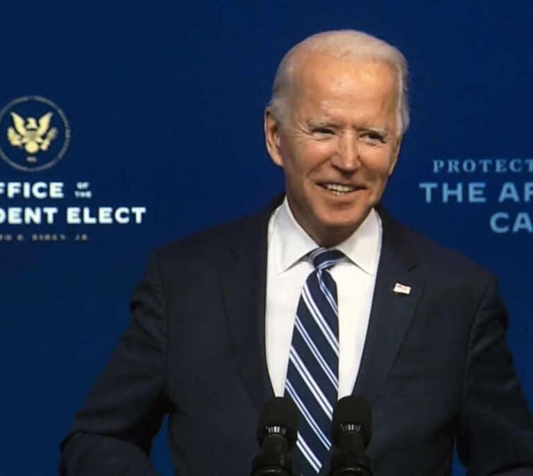 Joe Biden anuncia un Plan de Rescate de la economía de 1,5 billones de euros