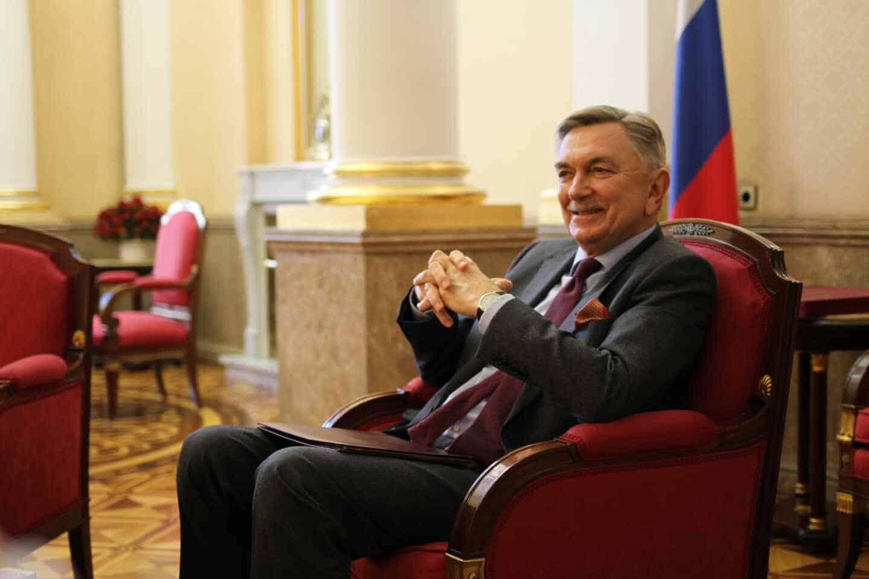 Yuri P. Korchagin embajador Rusia en España