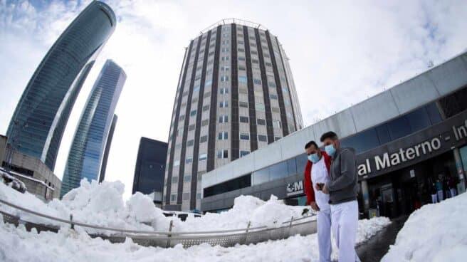 La Comunidad de Madrid notifica 5.319 nuevos contagios y 41 fallecidos