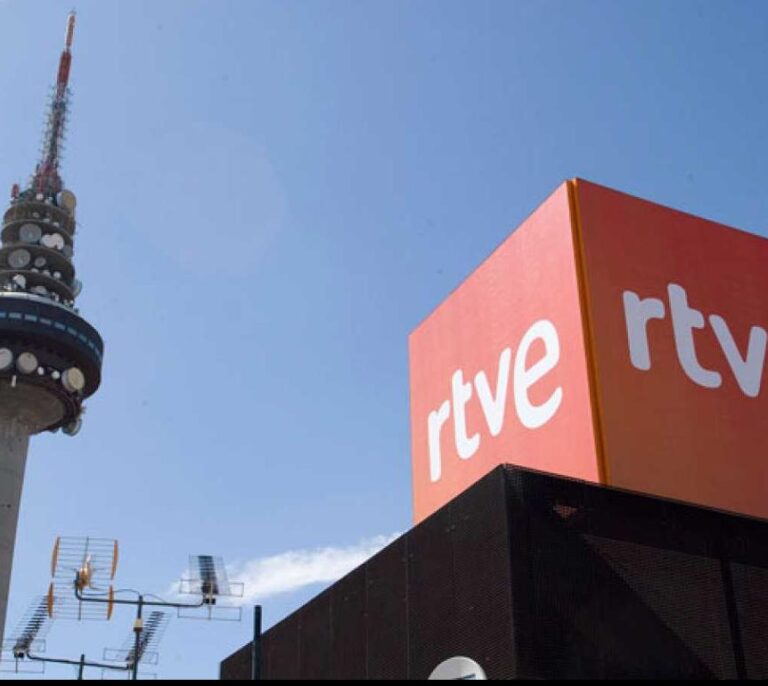 TVE cae en abril a mínimos históricos de audiencia