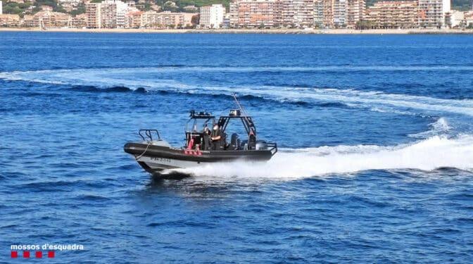 Policía Marítima de los Mossos: el cuerpo al que la Guardia Civil mira de reojo