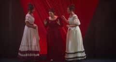 Mariana Pineda torea en el Año II del Covid