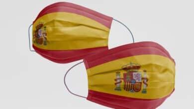 La mascarilla con la bandera de España que se puede lavar 25 veces