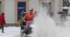 Morón de Almazán (Soria) registra la temperatura más baja con -18 grados