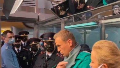 """La UE y EEUU exigen la 'inmediata liberación"""" del disidente ruso Navalni"""