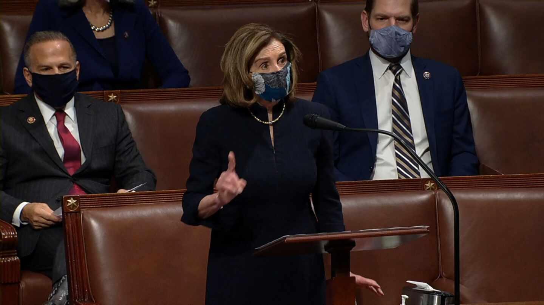 Nancy Pelosi-impeachment