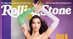 Dua Lipa, en la nueva portada de 'Rolling Stone'