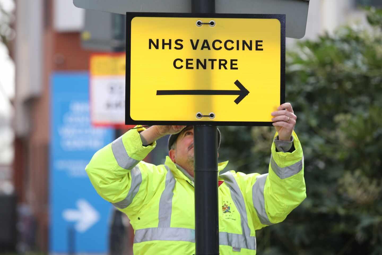 Reino Unido notifica 1.610 muertos por Covid-19, su máximo diario en la pandemia