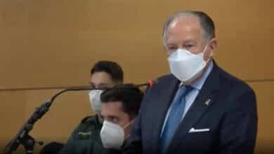 """Sanz Roldán, sobre Corinna: """"Jamás he amenazado a una mujer"""""""