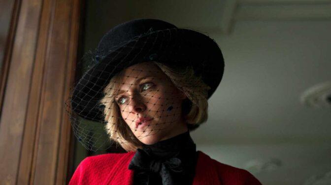 Sale a la luz la primera imagen de Kristen Stewart interpretando a Lady Di en su próxima película