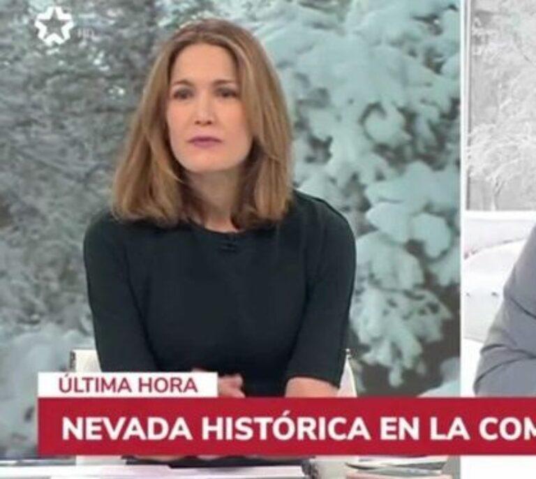 'Filomena' disparó el consumo televisivo y Telemadrid hizo historia