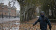 Más de 15 provincias estarán en alerta por lluvias y fuerte viento este lunes