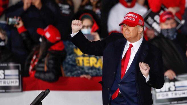 Donald Trump-mitin-impeachment