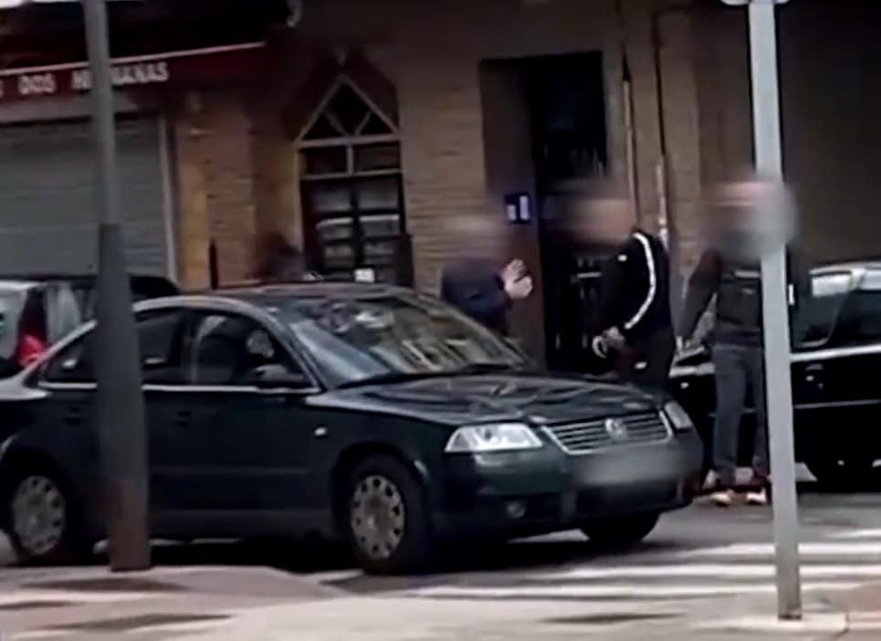 Un joven saca un ojo a un hombre por una discusión de tráfico en Asturias