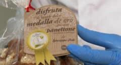 Un panettone valenciano premiado como uno de los mejores del mundo