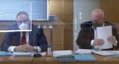 Primera imagen del comisario Villarejo desde que ingresó en prisión en 2017