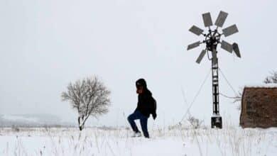 Hoy nevadas fuertes en Cataluña, Aragón y Comunidad Valenciana