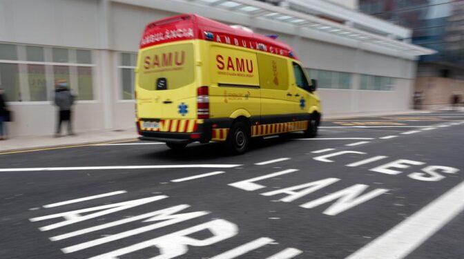 Un joven de 26 años hospitalizado tras ser apuñalado en Valencia