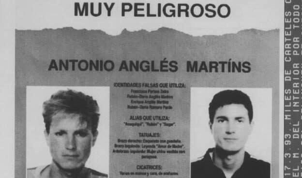 Las últimas pistas del escondite de Antonio Anglés