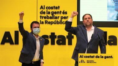 La promesa del gobierno Frankenstein imposible en Cataluña