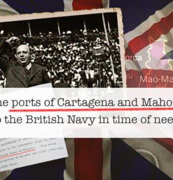 Cuando la II República quiso vender los puertos de Cartagena, Vigo y Mahón a Reino Unido