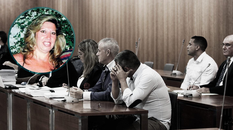 Imagen del juicio del caso de Lucía Garrido que fue hallada sin vida en 2008 en la finca en la que residía de Alhaurín de la Torre