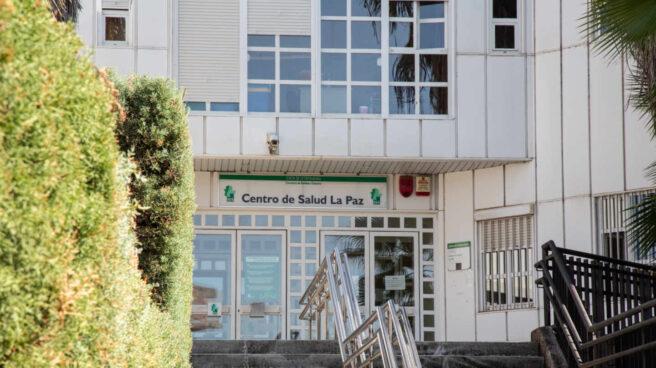 Centro de Salud La Paz, en Badajoz.