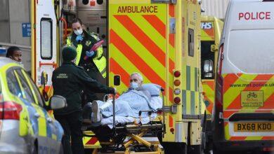 Reino Unido sufre otro récord de contagios y más de mil muertos en 24 horas