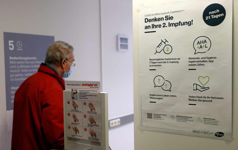 Alemania registra 1.188 muertes por coronavirus, un nuevo máximo