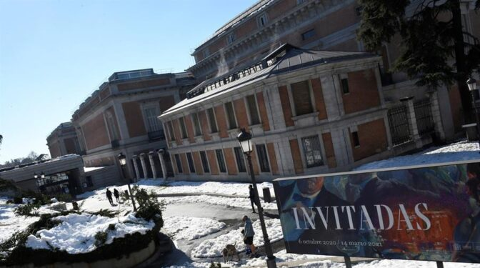 Las obras del Salón de Reinos del Prado empiezan en noviembre tras un año de bloqueo