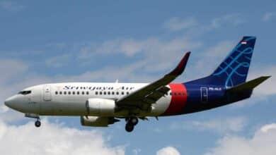 Pierden el contacto con un avión de pasajeros en Indonesia nada más despegar