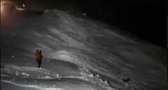 Un operario fallecido y otro desaparecido en el alud producido en San Isidro