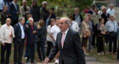 El presidente de la patronal catalana Fomento del Trabajo Nacional, Joaquin Gay de Montellá.