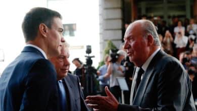 """El choque PSOE-Podemos por el emérito, pura escenografía que """"nos beneficia a ambos"""""""