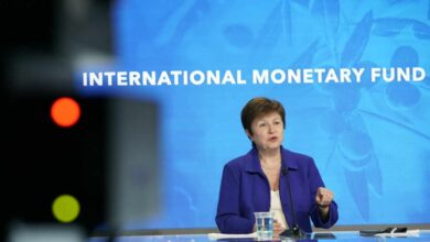 El FMI prevé un déficit del 8,2% en 2021, medio punto más que Moncloa