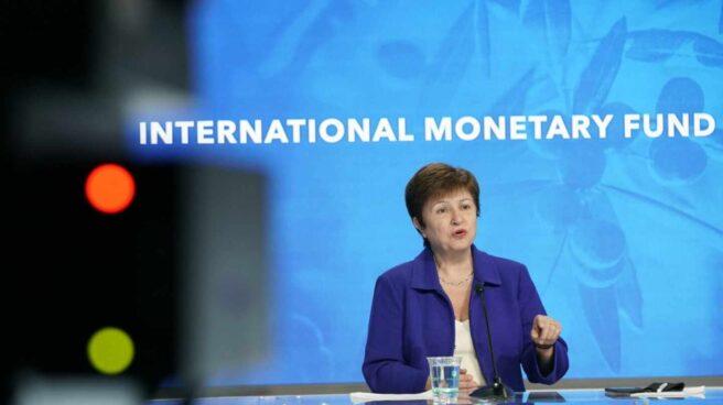 Kristalina Georgieva, directora general del FMI