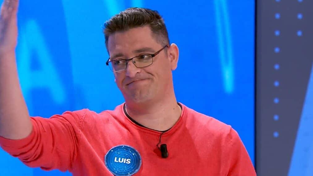Luis de Lama, exconcursante de 'Pasapalabra'.