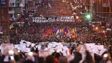 Bildu se moviliza para acercar presos de ETA en vísperas de que Euskadi asuma prisiones