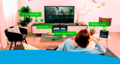 Así es el hogar digital y seguro de Movistar