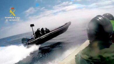 Los narcos gallegos regresan al Estrecho