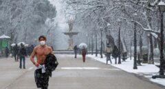 Madrid cubierta de nieve: las mejores fotos de 'Filomena' en la capital